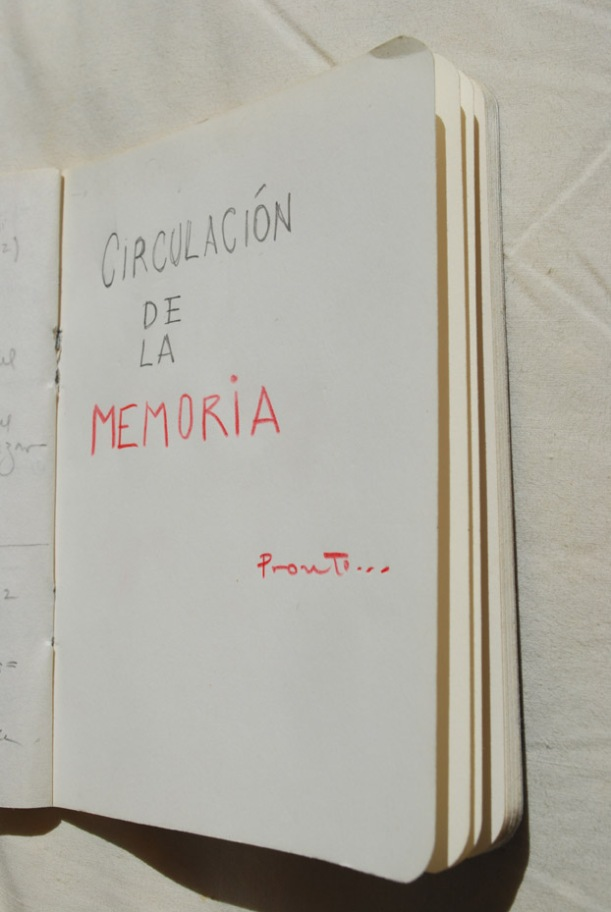 circulación memoria 1baj