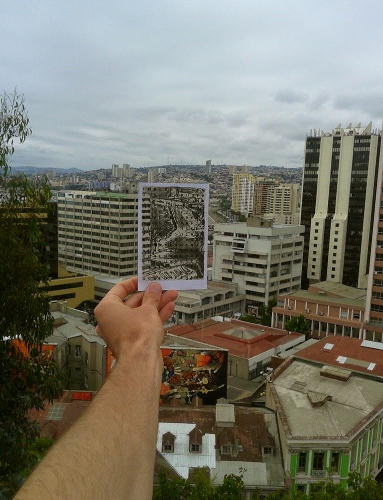 Fetiche_Afiche_Valparaíso_Ciudad_baja